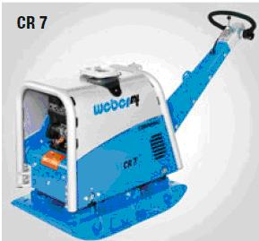 CR7 Series Reversible Plate Compactor